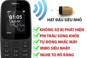 Tai nghe siêu nhỏ Nokia 105