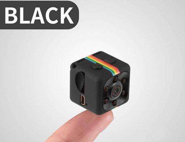 Camera giấu kín siêu nhỏ thiết kế tinh xảo ghi hình đảm bảo bí mật