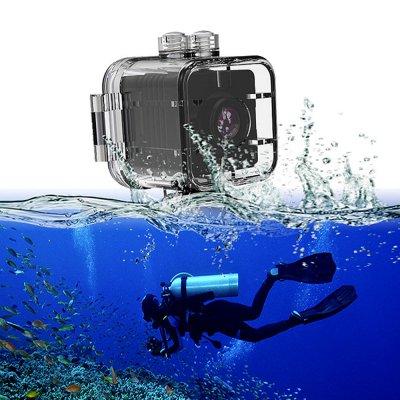 Camera siêu nhỏ chống nước ghi hình cả dưới trời mưa và dưới nước